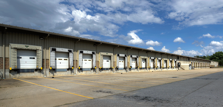 Distribution Docking Bays Martinsville VA
