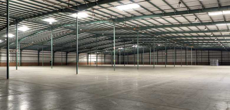 Available Warehouse Storage near Martinsville VA